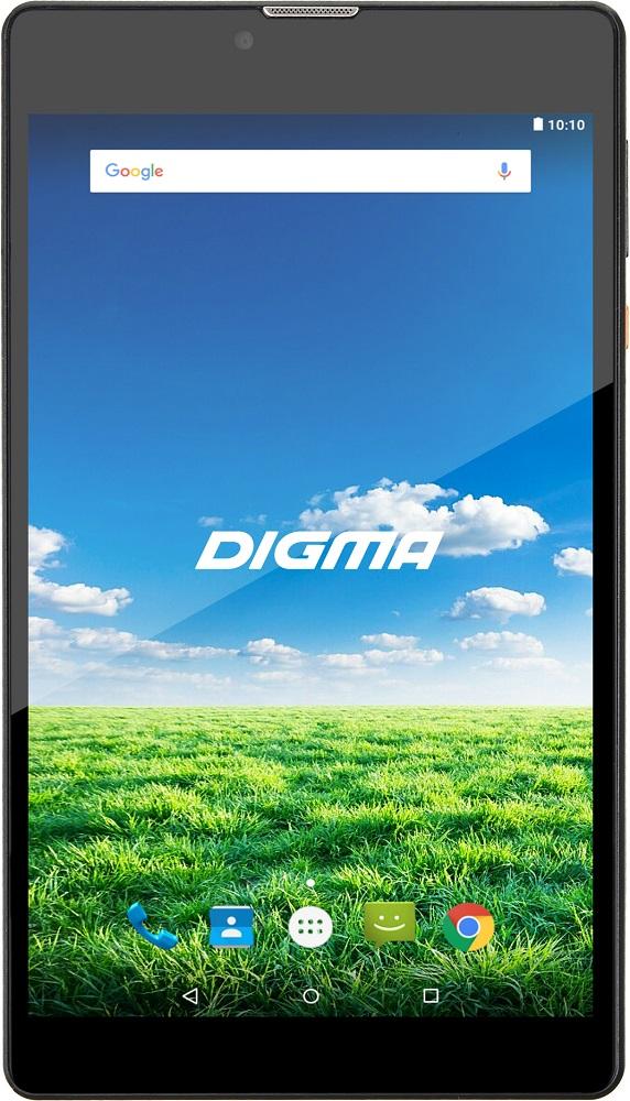 Планшет Digma Plane 7700T 7 8Gb LTE Black