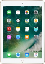 "фото Планшет Apple iPad 2017 9,7"" Wi-Fi 128Gb Gold (MPGW2RU/A)"