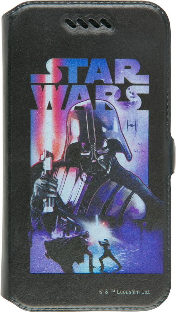 Чехол-книжка Disney универсальный до 6 принт Star Wars №8 amazing star 1b 6 8 10 12 6