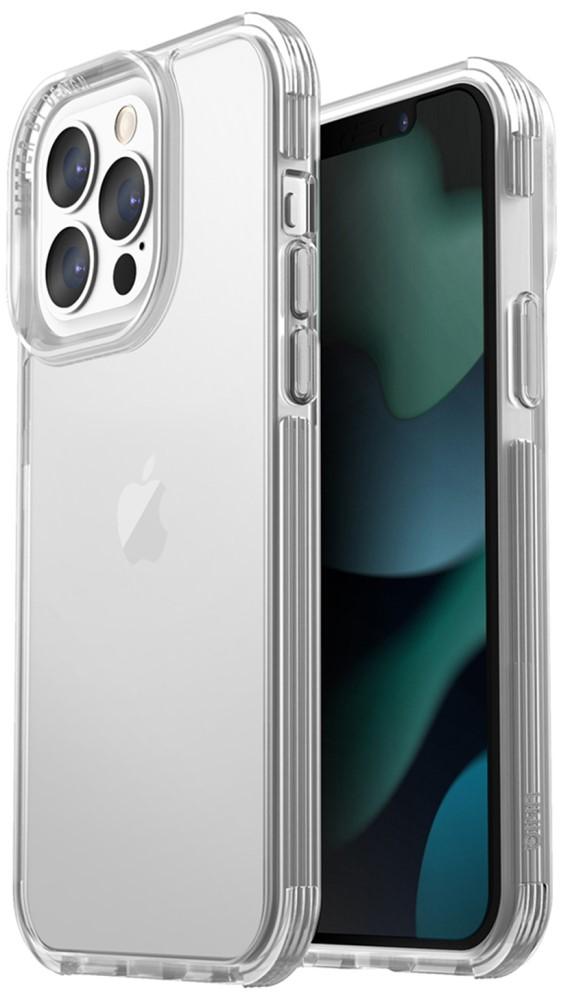 Клип-кейс Uniq iPhone 13 Pro Max Combat прозрачный фото 2