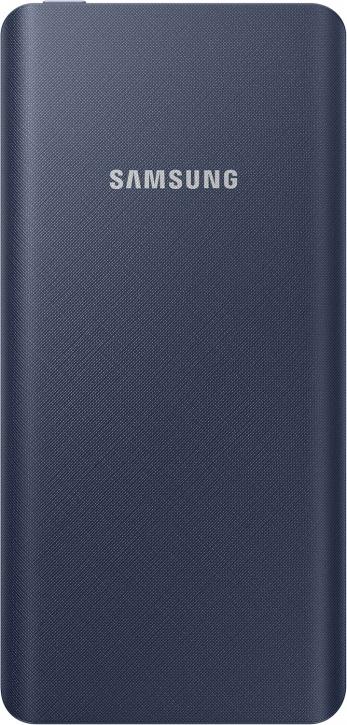 Внешний аккумулятор Samsung EB-P3020CNRGRU 5000 mAh с переходником Type-C Blue аккумулятор samsung microusb 11300 mah white sam eb pn915bwrgru