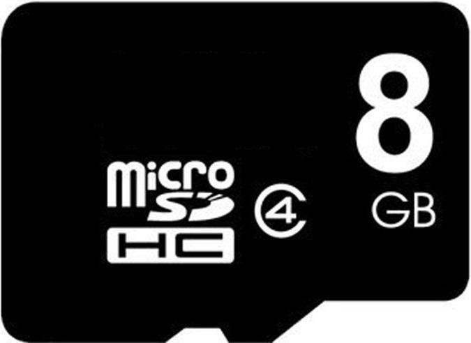 Карта памяти MicroSDHC Leef 8Gb Class 4 Black без адаптера карта памяти leef microsdhc class 10 8gb