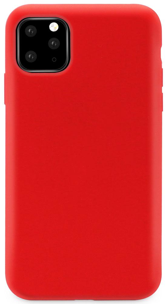 Клип-кейс DYP Gum iPhone 11 Pro Max liquid силикон Red фото