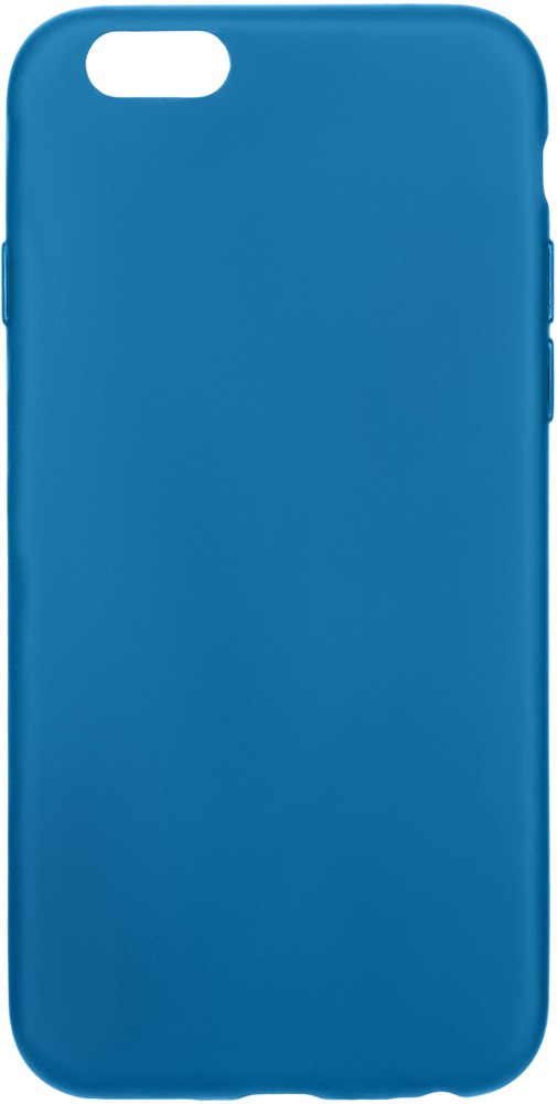 Клип-кейс Deppa Apple iPhone 6/6S TPU Blue клип кейс inoi prism для apple iphone xr серебристый