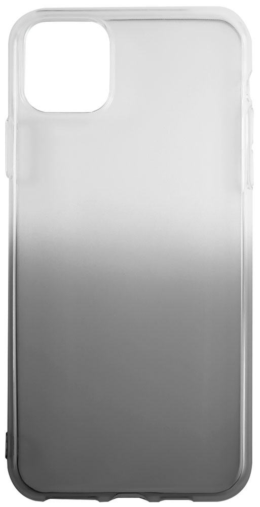Клип-кейс RedLine iBox iPhone 11 прозрачный градиент Black фото