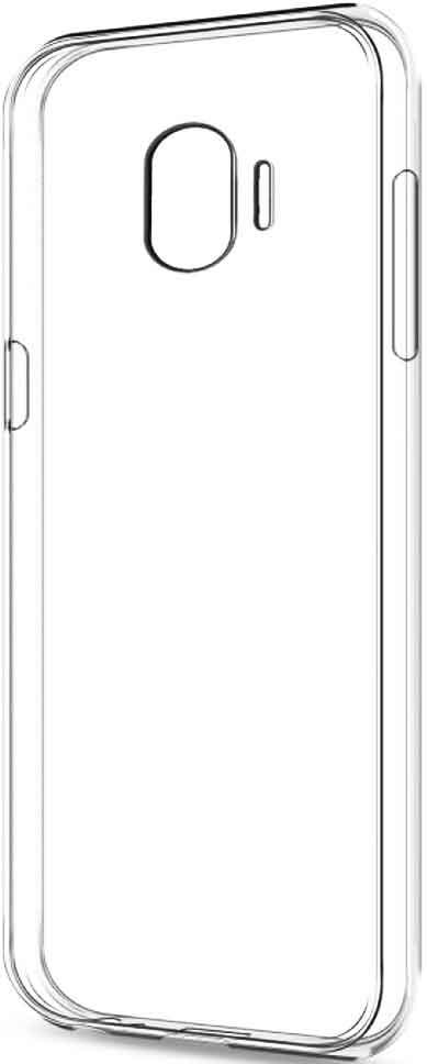 Клип-кейс MediaGadget Samsung Galaxy J2 core прозрачный крышка задняя для samsung galaxy j2 силикон прозрачный