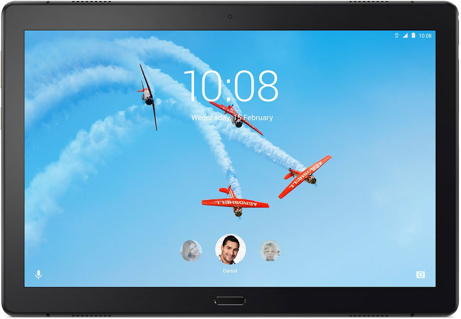 Планшет Lenovo TAB P10 TB-X705L 10 4/64Gb LTE Black gm p10