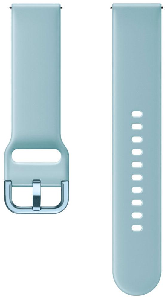 Ремешок для умных часов Samsung Galaxy Watch Active ET-SFR50M Light Blue фото