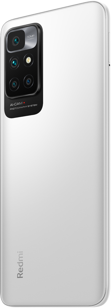 Смартфон Xiaomi Redmi 10 4/64Gb White фото 7