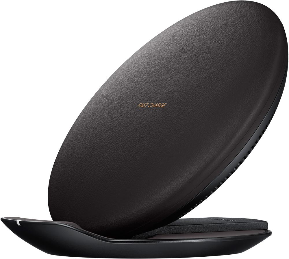 Беспроводное зарядное устройство Samsung EP-PG950BBRGRU Black зарядное устройство samsung wireless charger convertible black ep pg950bbrgru