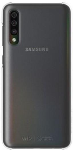 Клип-кейс WITS Samsung Galaxy A50 GP-FPA505WSB Silver