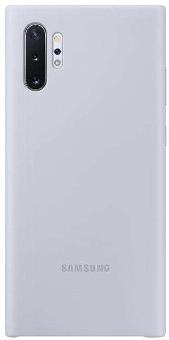 Клип-кейс Samsung Note 10 Plus EF-PN975T Silver фото