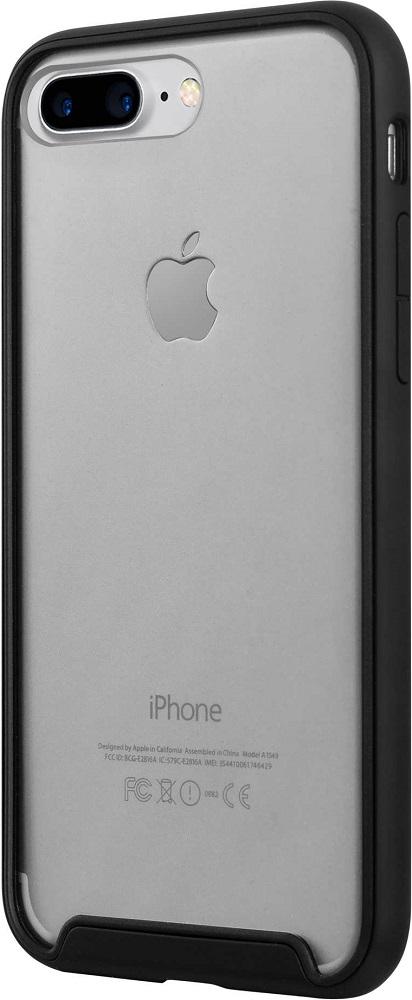 Клип-кейс Hardiz Defense для iPhone 8 Plus/7 Plus Black назначение iphone x iphone 8 iphone 7 iphone 6 кейс для iphone 5 чехлы панели с узором задняя крышка кейс для цветы мягкий термопластик