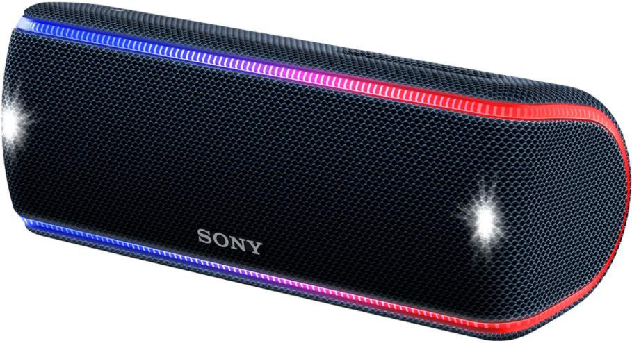 Портативная акустическая система Sony SRS-XB31B Black