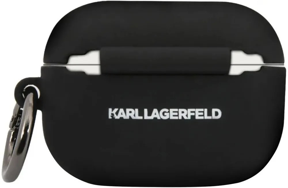 Чехол Karl Lagerfeld Airpods Pro Choupette Black фото 2