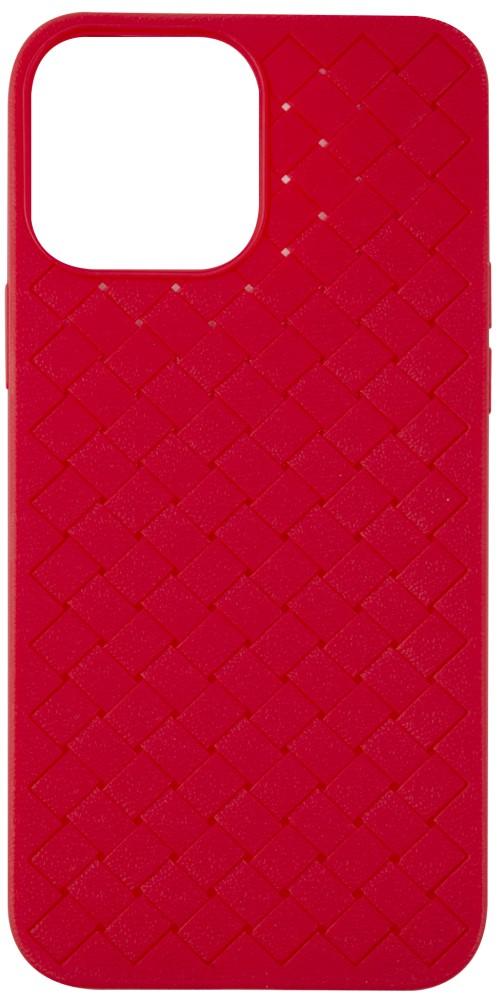 Клип-кейс UNBROKE iPhone 13 Pro Max Braided Red фото 2