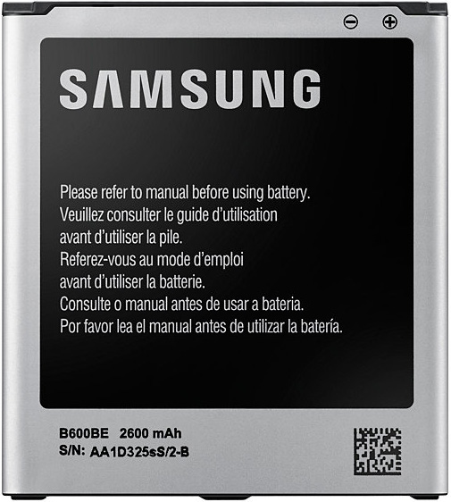 Съемный аккумулятор Samsung EB-B600BEBECRU Galaxy S4 аккумулятор samsung eb bg900b для galaxy s5