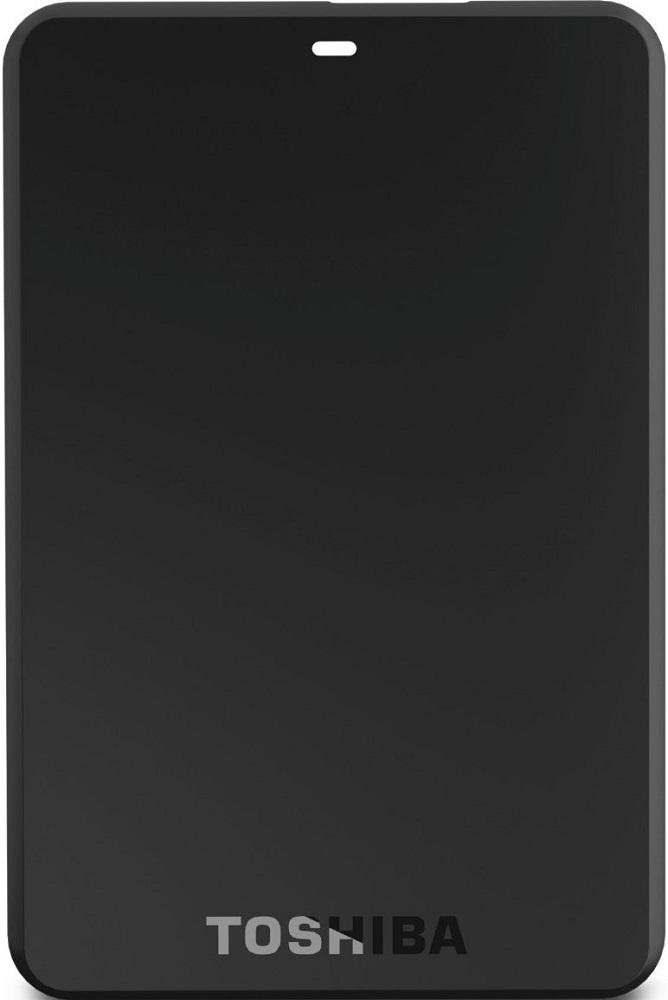 Внешний жесткий диск Toshiba Canvio Ready 500Gb USB 3.0 Black
