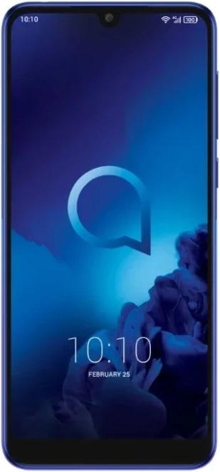 Смартфон Alcatel 3 (5053Y) 3/32Gb Blue-Purple