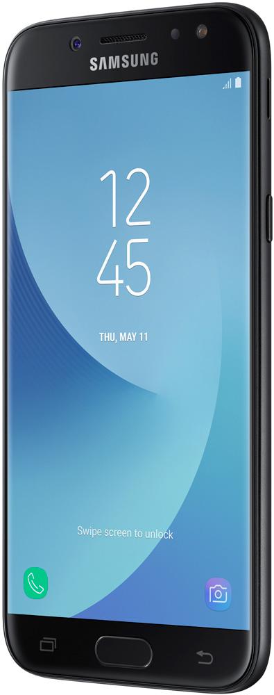 Купить Смартфон Samsung Galaxy J5 (2017) 16GB Black в России