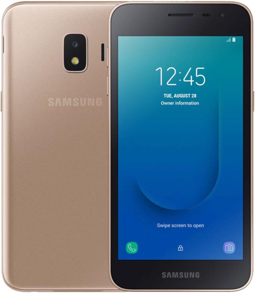 Смартфон Samsung J260 Galaxy J2 Core 1/8Gb Gold фото