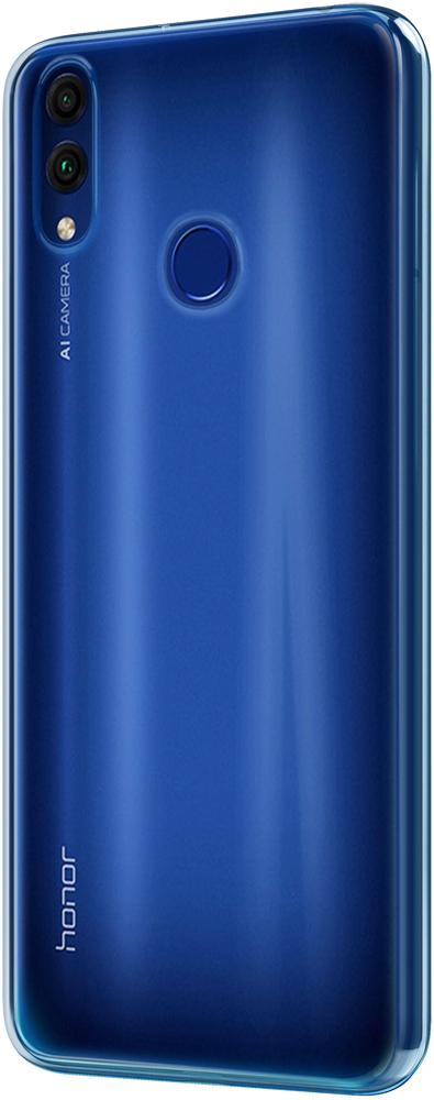Клип-кейс Vipe Honor 8С прозрачный стоимость