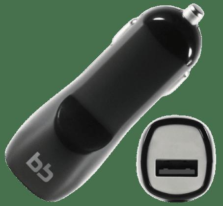 АЗУ BB BB-CC-10-01 1USB 1A универсальное Black