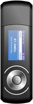 фото Mp3-Плеер Qumo Duo New 4Gb Black