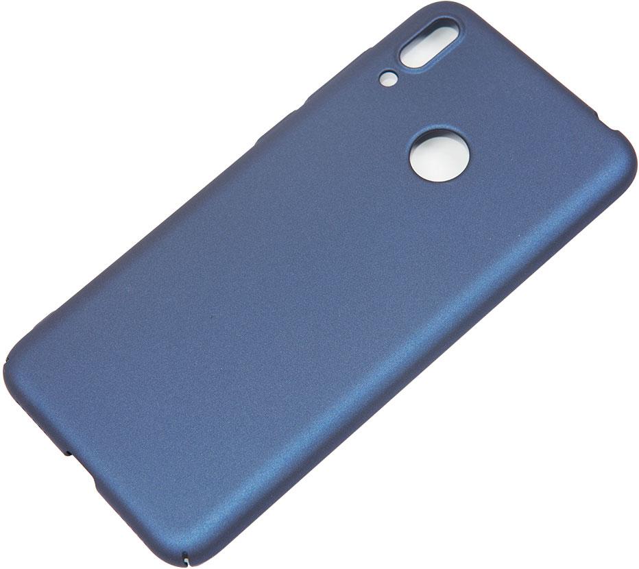 Клип-кейс TFN Huawei Y6 2019 пластик Blue смартфон huawei y6 2019 sapphire blue