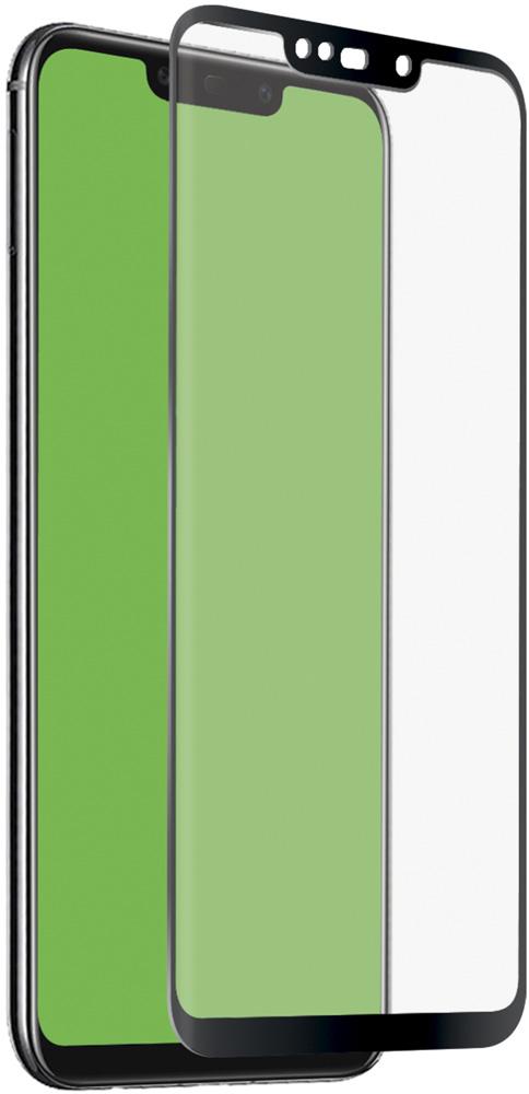 Стекло защитное SBS Huawei Mate 20 Lite 3D Full Glue черная рамка аксессуар защитное стекло gecko для huawei mate 20 lite 2d full screen black zs26 ghhm20lite 2d blak