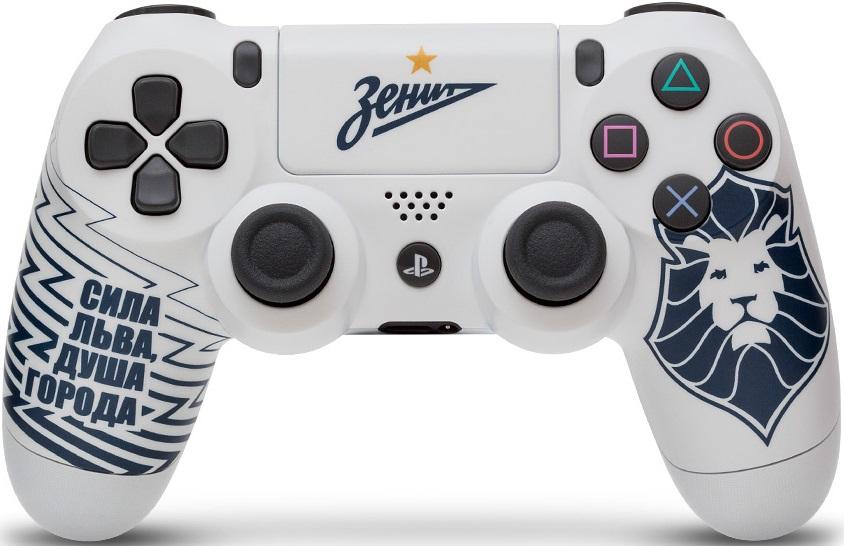 Кастомизированный беспроводной контроллер Rainbo DualShock 4 Зенит Сила Льва