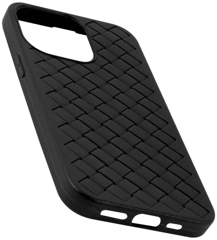 Клип-кейс UNBROKE iPhone 13 Pro Braided Black фото 2