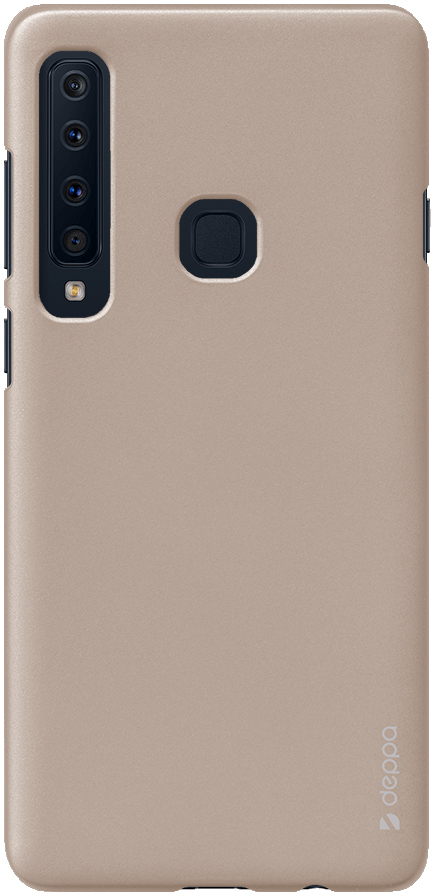Клип-кейс Deppa Samsung Galaxy A9 2018 пластик Gold клип кейс deppa samsung galaxy a7 2018 пластик black