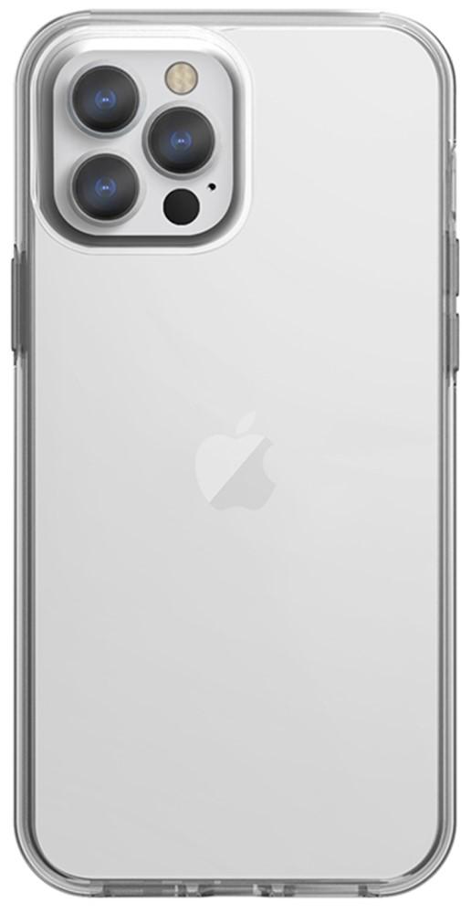 Клип-кейс Uniq iPhone 13 Pro Max Anti-microbial прозрачный