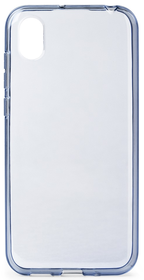 Клип-кейс Gresso Honor 8S прозрачный Blue цена и фото