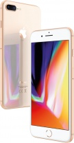 фото Смартфон Apple iPhone 8 Plus 256GB Gold (Золотой)