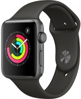 Часы Apple Watch Series 3 42 мм (MR362RU/A)