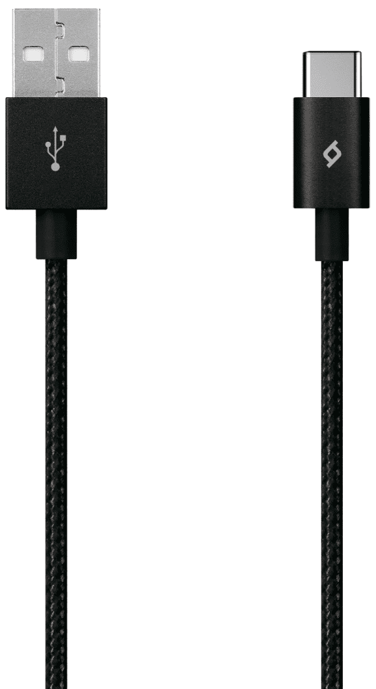 Дата-кабель Ttec Alumi Cable Type-C Black кабель satechi type c to type c 100w charging cable