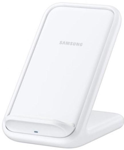 Беспроводное зарядное устройство Samsung EP-N5200T с функцией быстрой зарядки White фото
