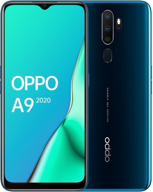 Смартфон OPPO A9 2020 4/128Gb Marine green CPH1941