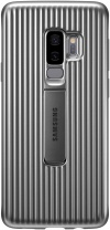 фото Клип-Кейс Samsung Galaxy S9 Plus Protective Standing Cover Silver
