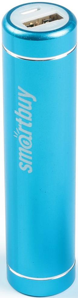 Внешний аккумулятор Smartbuy EZ-BAT PRO 2500 mAh Blue аккумулятор для bqs 5050 strike selfie li polymer 2500 mah