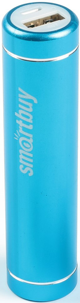 цена на Внешний аккумулятор Smartbuy EZ-BAT PRO 2500 mAh Blue