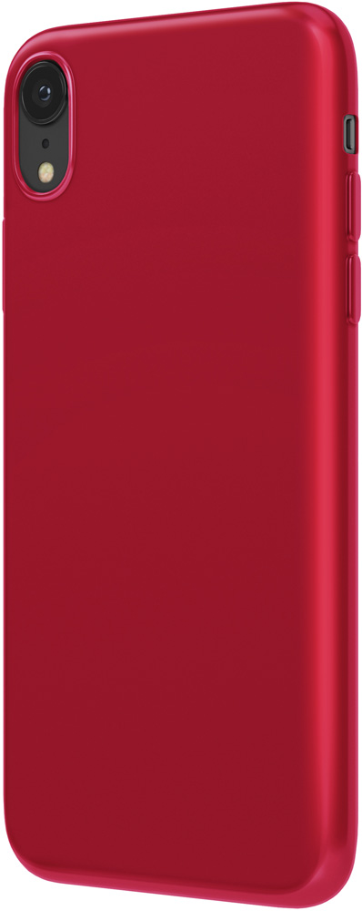 Клип-кейс Vipe Apple iPhone XR TPU Red клип кейс uniq lumence clear для apple iphone xr розовое золото