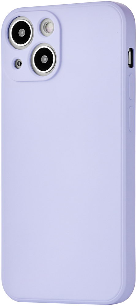 Клип-кейс uBear iPhone 13 mini Touch Case Camera protection Purple фото 2