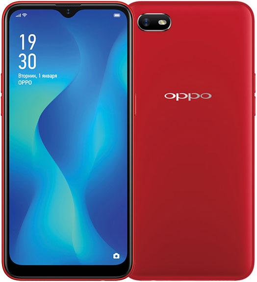 Смартфон OPPO A1k 2/32 Gb Red фото
