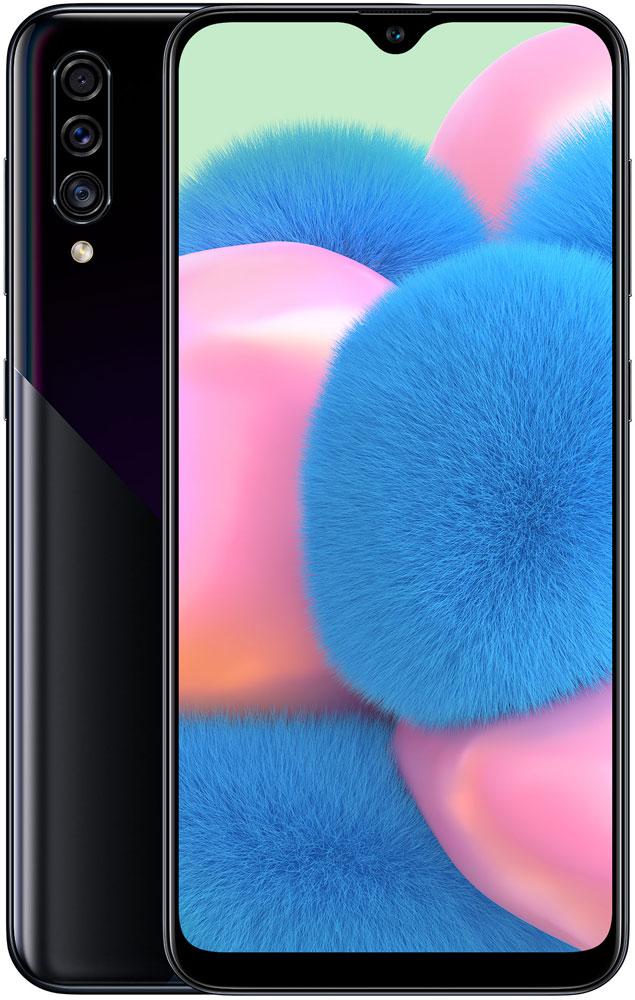 Фото - Смартфон Samsung A307 Galaxy A30s 4/64Gb Black амбьернсен ингвар самсон и роберто крутые ребята