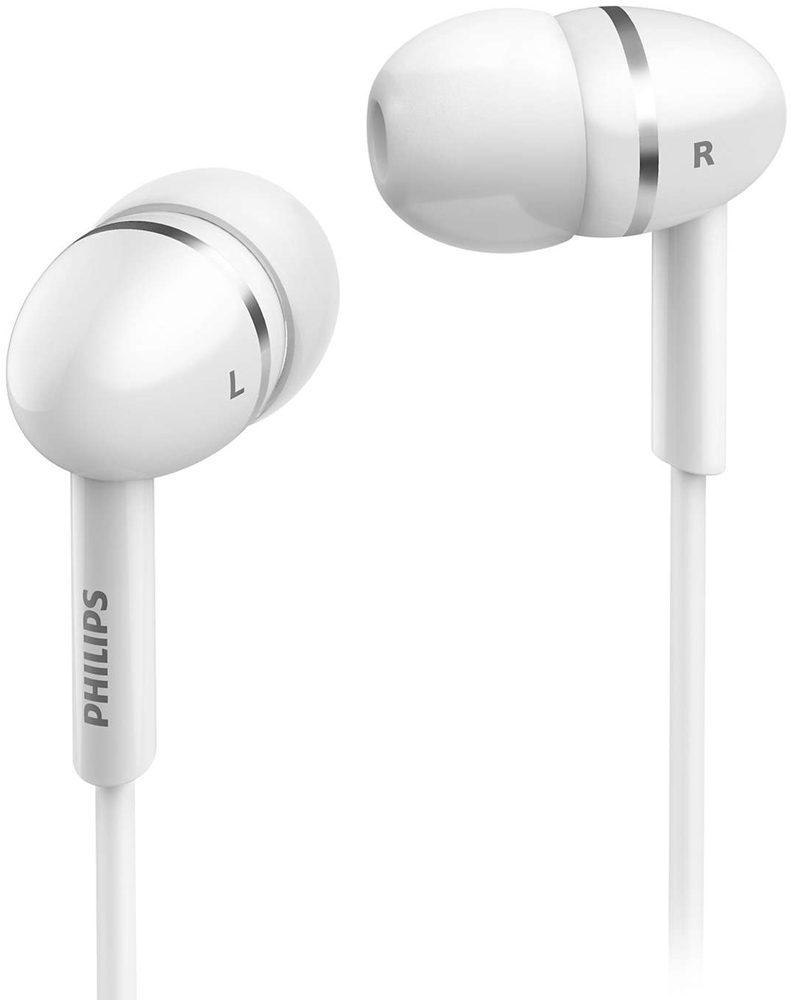 Наушники Philips SHE1450 White наушники philips she1450 51