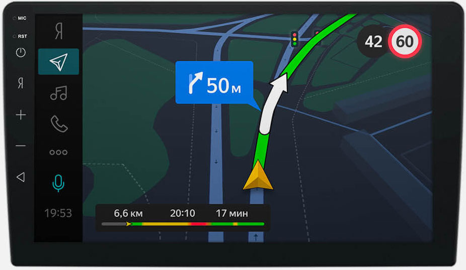Фото - Мультимедийный навигационный центр Hyundai Creta Ya-hd02-1b мультимедийный навигационный центр mitsubishi outlander ya ns01 1b