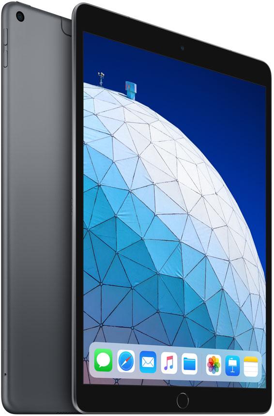 """Планшет Apple, iPad Air 2019 Wi-Fi Cell 10.5"""" 256Gb Space Grey (MV0N2RU/A)"""